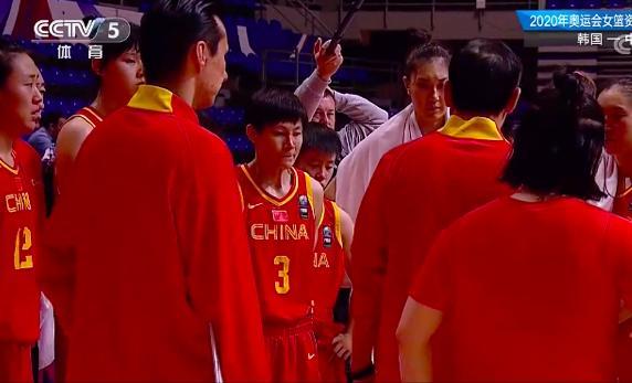 最新积分榜:中国女篮6分力压奥运亚军!韩国净胜-74球或被做出局