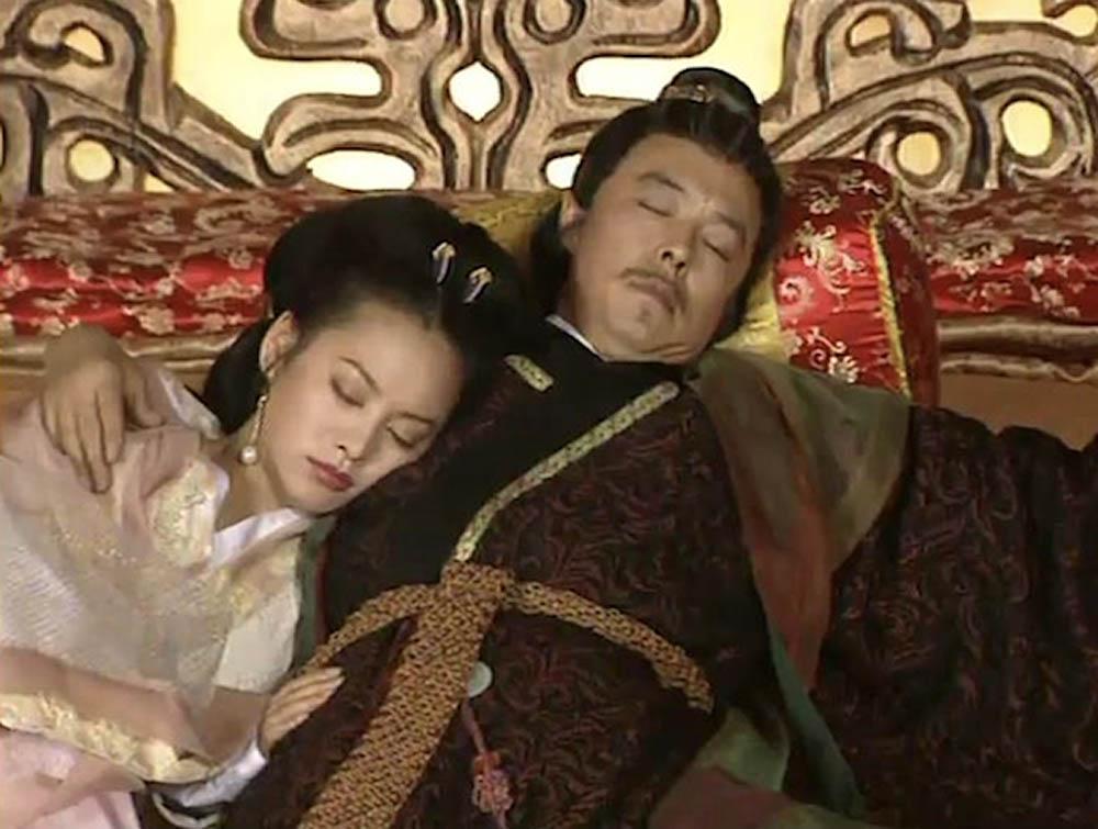 从富豪之女沦落风尘女子的赵姬,最后成为皇太