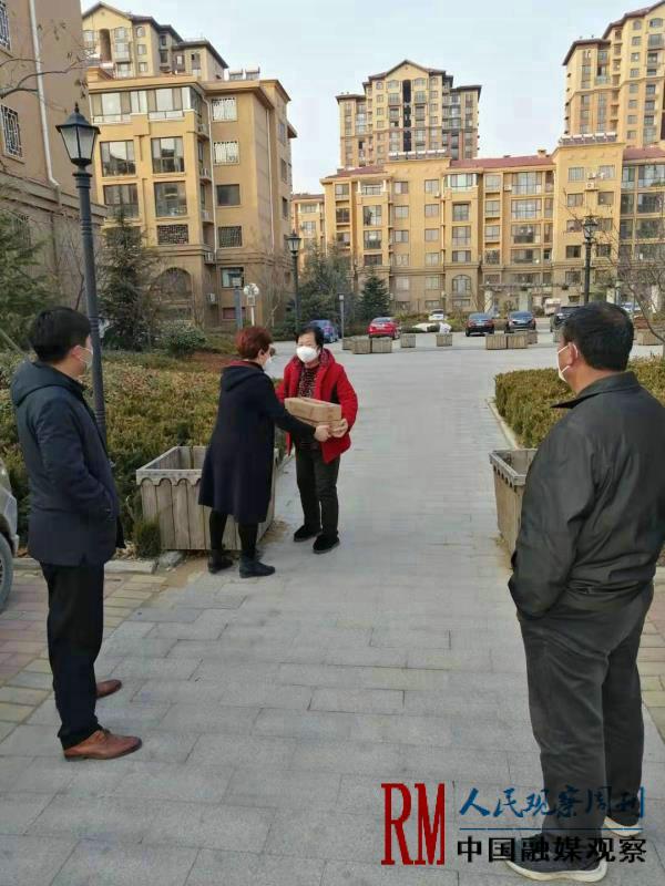 """即墨温泉街道:守住防范疫情""""大门"""" 打赢村庄保卫战"""