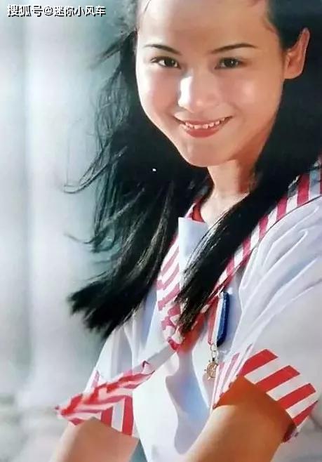 1986年老挂历上的那12位女明星素颜美女插图4