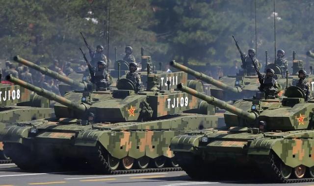 原创            将大部分军队驻扎海外的两个国家,一个为了自保,一个为统治世界