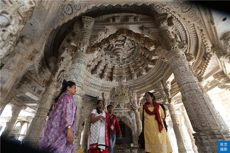 印度最不可思议的千柱神庙,让人叹为观止