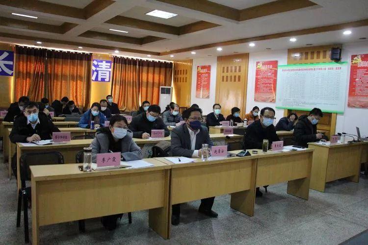 【时政报道】赵居安:专班式链条式服务全力助推企业复工复产