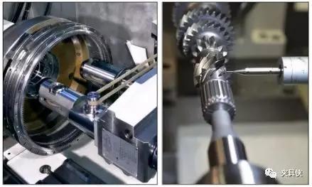 2吨重的齿轮夹持也没问题,看看这些方案是怎么做的  第12张