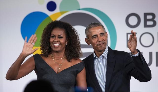 原创 米歇尔:在俩女儿身上耗费太多精力,奥巴马仍能让我轻易坠入爱河