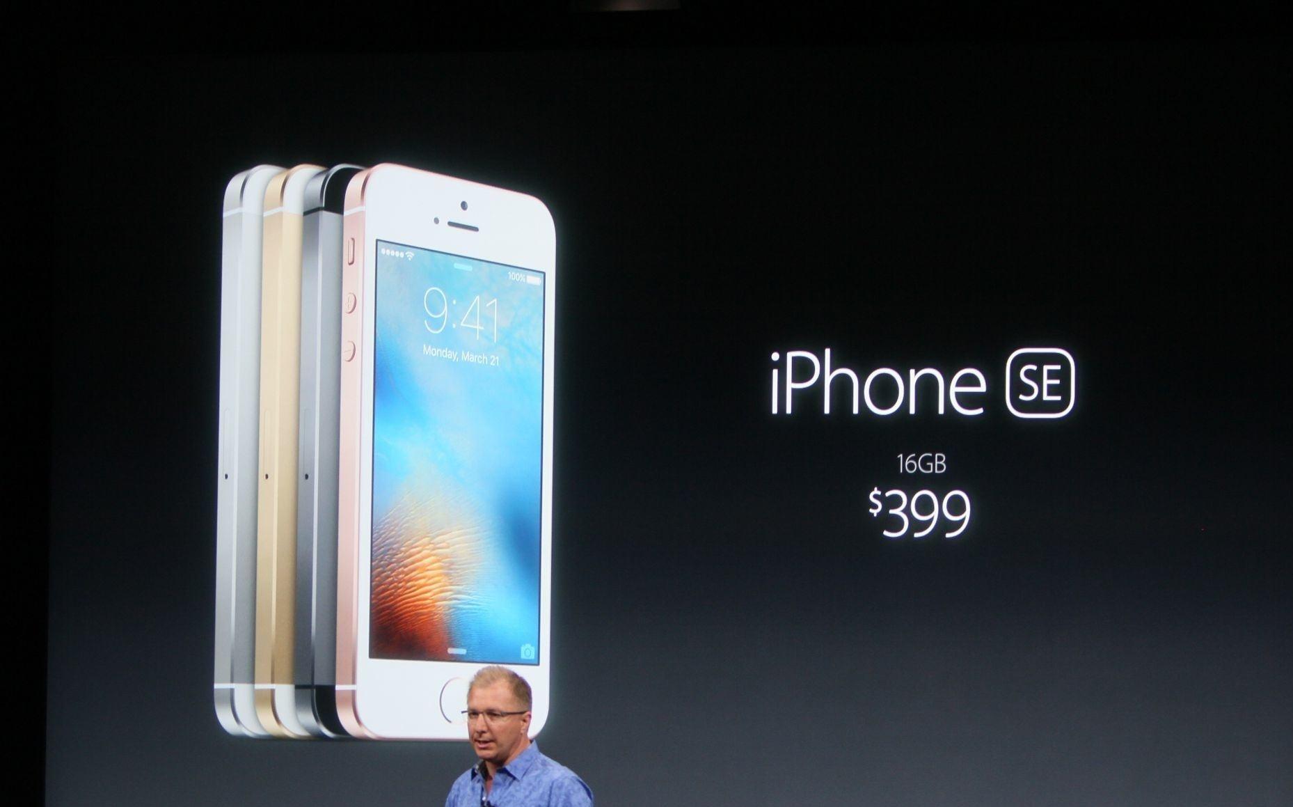 iPhone9要来了!接棒苹果SE,16GB版本399美元起买吗?