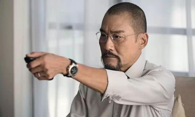 中国十大最好演技排名, 周润发排第七, 第一名影帝实至名归!