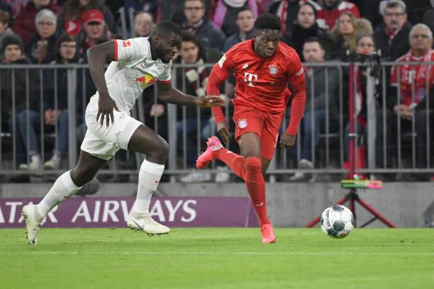 德甲-格雷茨卡维尔纳失良机 拜仁榜首战0-0莱比锡