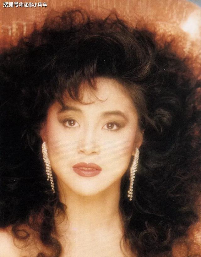 1986年老挂历上的那12位女明星素颜美女插图5