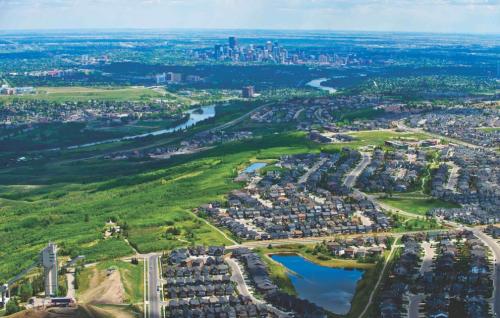 北美房地产专家—和顿集团,抓住创新土地的投资机遇