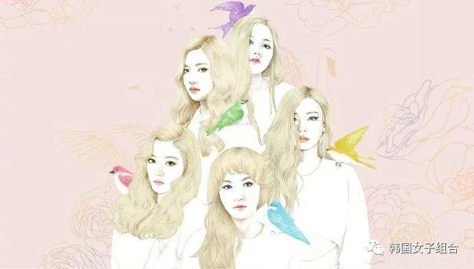 將代表色融入生活的4組女團!