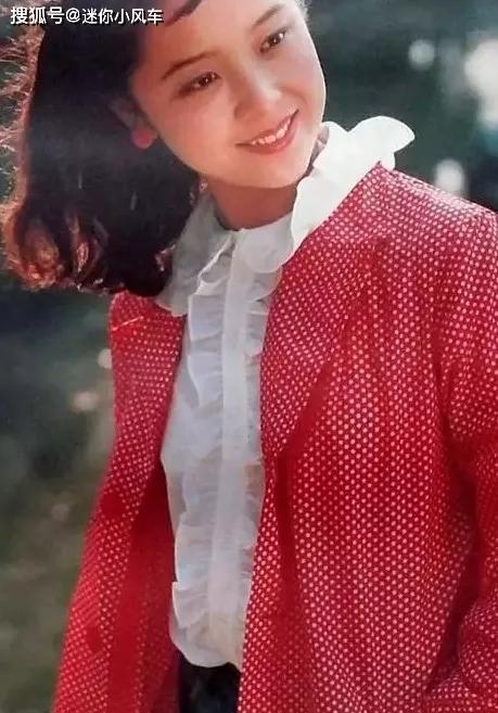 1986年老挂历上的那12位女明星素颜美女插图3