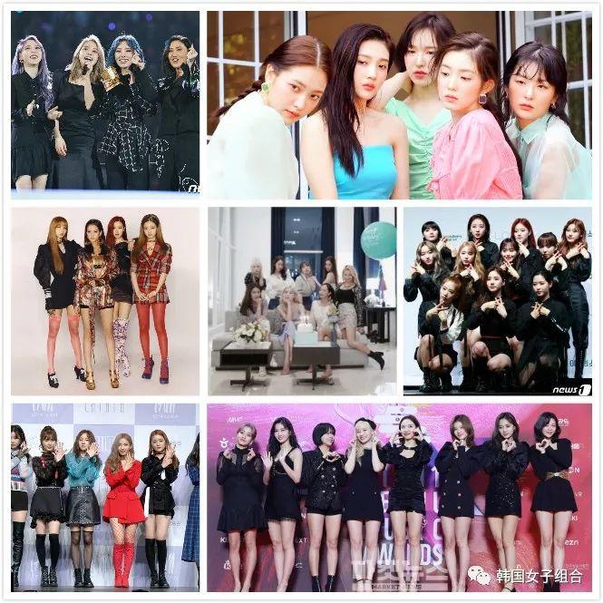 2月女團品牌評價榜出爐了,大家來看看吧!