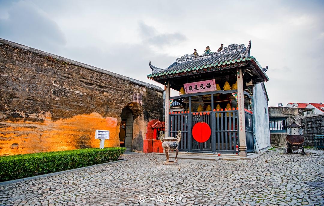 中国最迷你的世界遗产,长度只有18.5米,位于澳门!