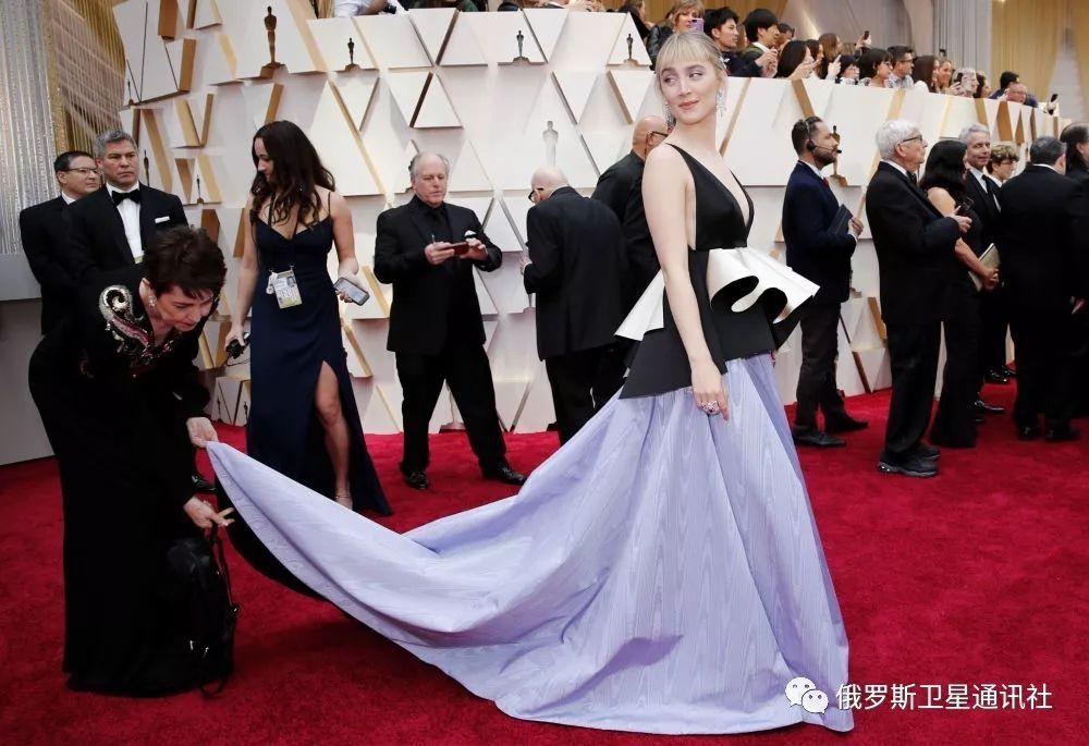 图集:2020年奥斯卡颁奖典礼红毯