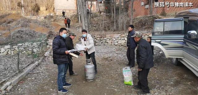 南召县白土岗镇:抗击疫情全力保障贫困群众生活需求