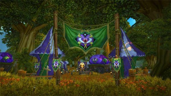 魔兽世界怀旧服暗月项链图片