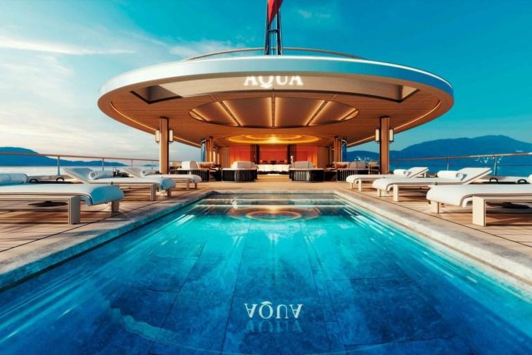 原创 传比尔•盖茨愿花45亿买的梦幻游艇:集纳尖端科技,唯一燃料是水