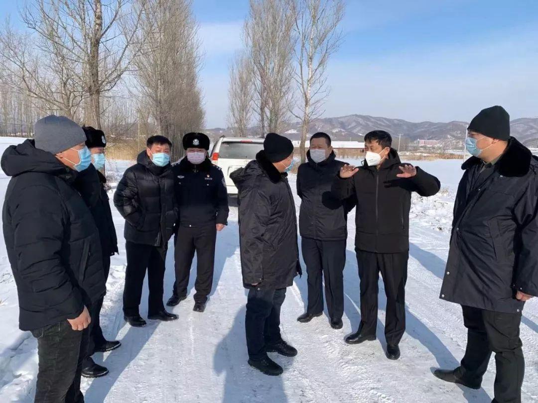 【媒体关注】龙江森工:苇河把温暖送到疫情防控第一线