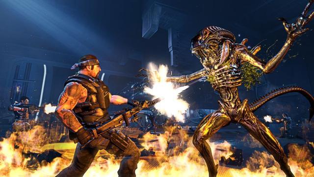 《不法之徒》开发商曾差点打造《异形》射击游戏