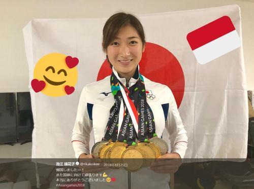 日本泳坛天才少女战胜病魔 已恢复训练剑指巴黎