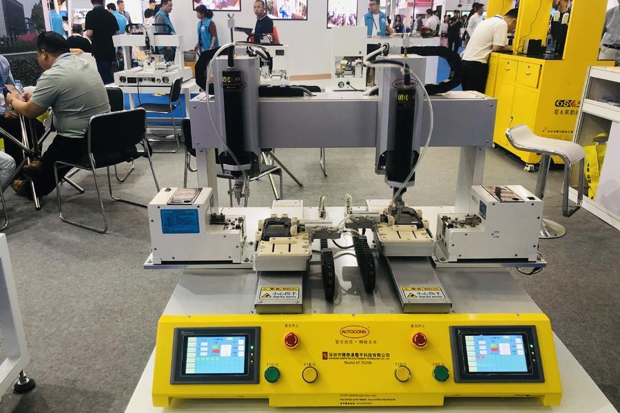 2019年国产工业机器人在国内市场占比预计达到40%?|亿欧数说