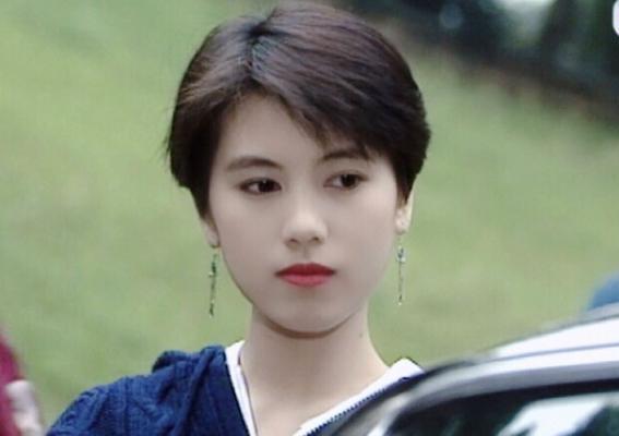 香港九十年代的短发女神,能驾驭短发的才是真美人_发型