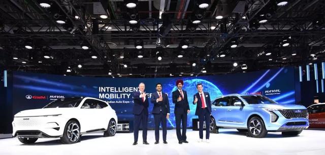 印度市场,为何如此吸引长城汽车?