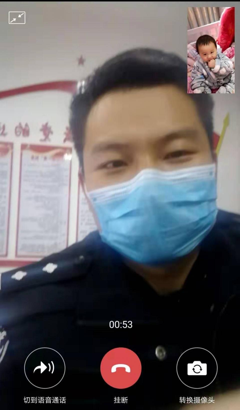 桐柏公安交警大隊甘宇聲:服從命令聽指揮 舍棄小我獻崗位