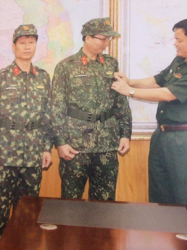 越军为何不跟风配备数码迷彩服?越南:不是不想,而是技术太难了