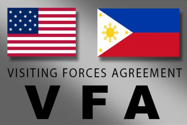 菲美军事同盟散伙?菲总统终止《访问部队协议》:以后靠自己