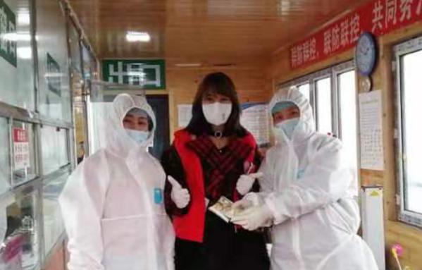 逆风而行的黑龙江省依安县爱心协会与新联会志愿者们