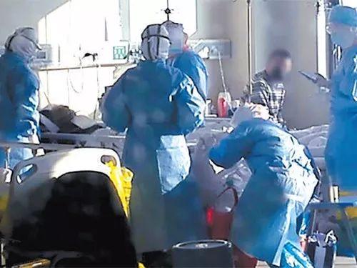 抢在争分夺秒 救在生死之间——北京医疗队驰援武汉随行采访日记
