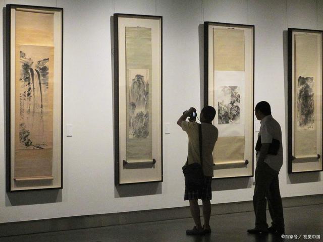 """""""线""""是中国画的艺术!中国传统艺术会一直延续下去"""