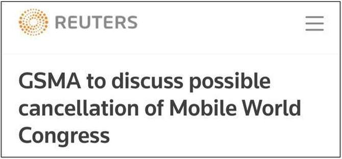 英特尔、亚马逊、索尼等14家厂商宣布退出本次MWC