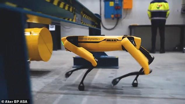 永不会累!波士顿动力机器人获员工编号,替人类进行危险工作