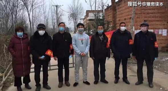 邓州市赵集镇:一张特殊通行证背