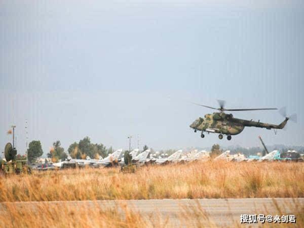 俄驻叙空军基地多次遭到偷袭,媒体:美国的手笔?还是其他国家