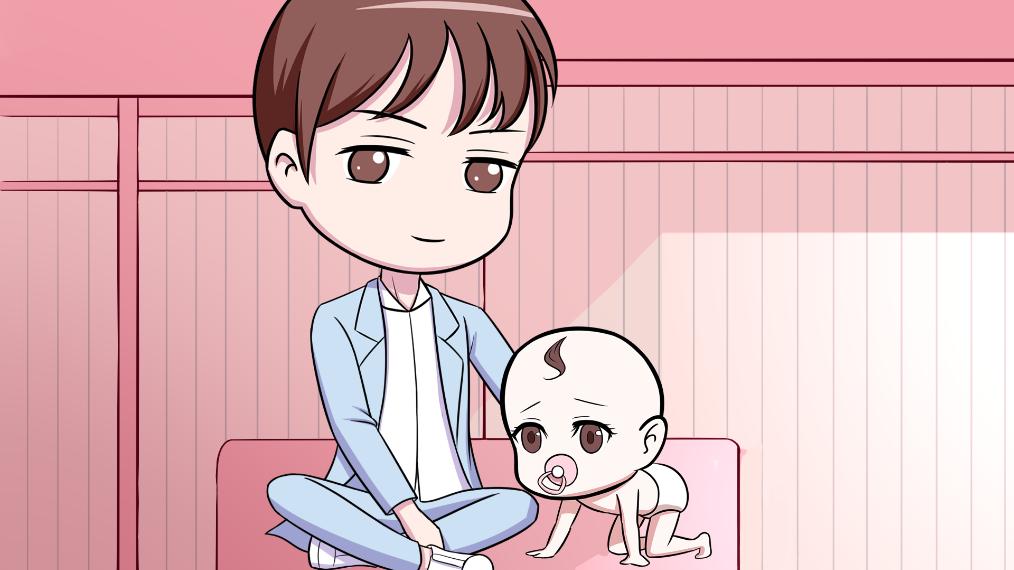 八月宝宝有臭味,疑惑的妈妈带她送医检查,与使用尿布有关