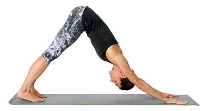 """居家""""战疫""""锻炼不停!8个瑜伽姿势舒缓压力"""