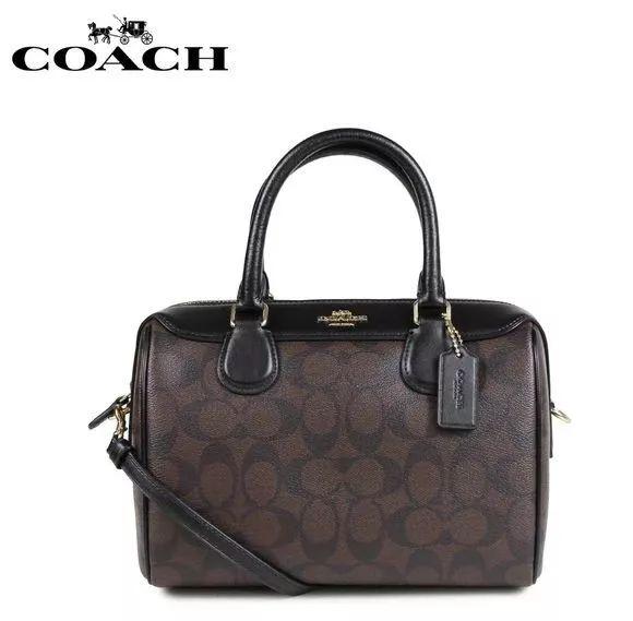 T型台   说到买包,谁还没买过Coach呢?