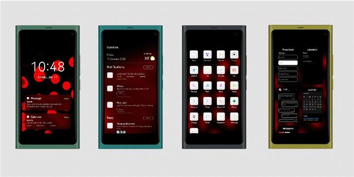 旧瓶装新酒!诺基亚N9(2020)面世,经典设计遇到安卓系统