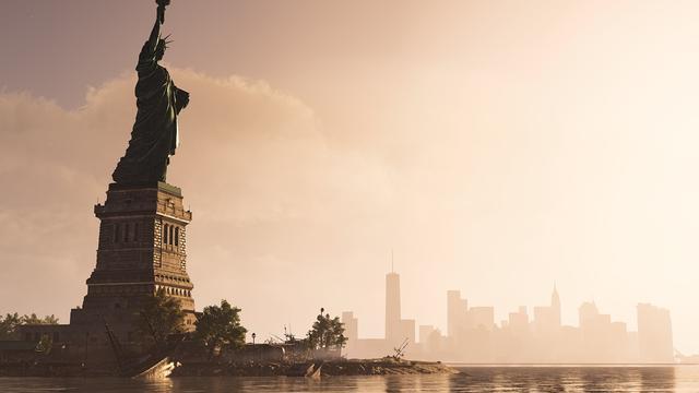 《全境封锁2》第二年季票(纽约军阀)3月3日发售