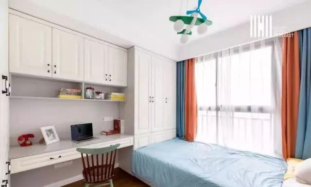 6-8平米卧室可以这样装,美观时尚不拥挤,客人再也不用睡沙发!