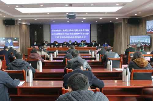 <b>四川12部门联合行动 严打野生动物违规交易和非法制售防护产品</b>
