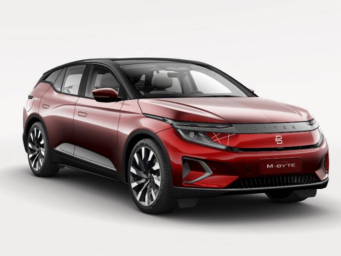 拜腾3款新车将陆续上市 首款SUV竞争蔚来ES6