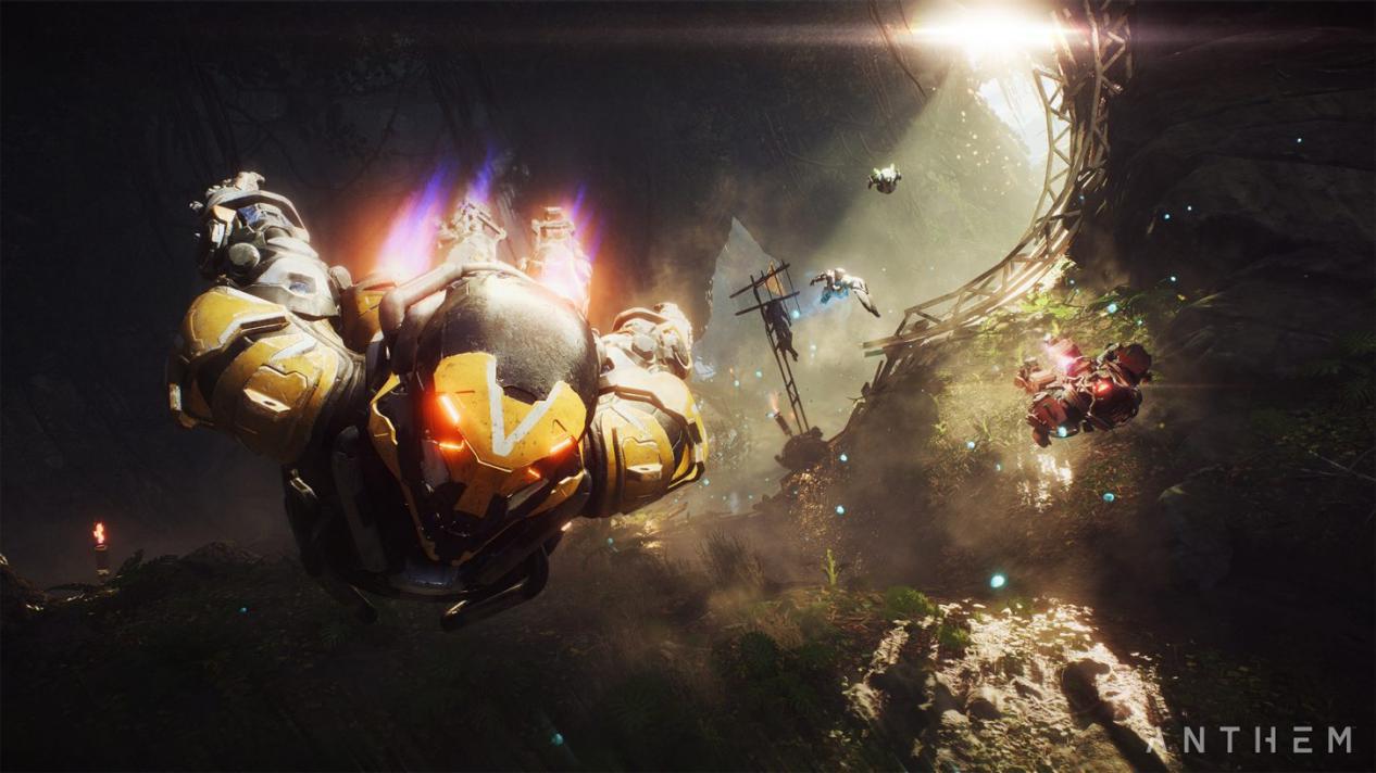 《圣歌》开发团队将对游戏进行大修,通过长期重新设计重塑游戏核心体验_Casey