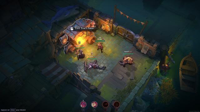 合作生存动作游戏《Darksburg》登陆Steam抢先体验首发多半差评