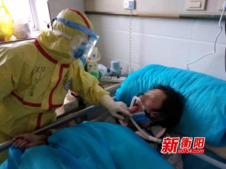 【抗击疫情第一线】南华医院隔离病区演绎的感人故事