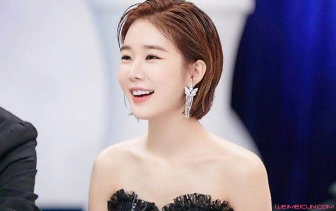 原创 刘仁娜短发造型 剪掉11年来的招牌长发原因是什么呢